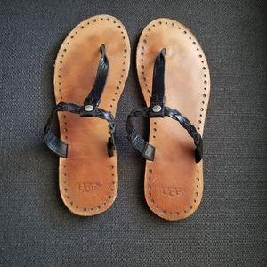 UGG Sandals ~ Size 8